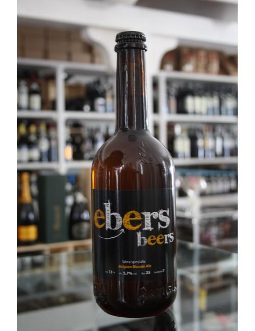 Birra EBERS BEERS BIRRA SPECIALE BELGIAN BLONDE ALE cl 75