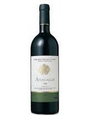 ANGALLIS Vino Rosso Igt Colli della Toscana Centrale 75 cl