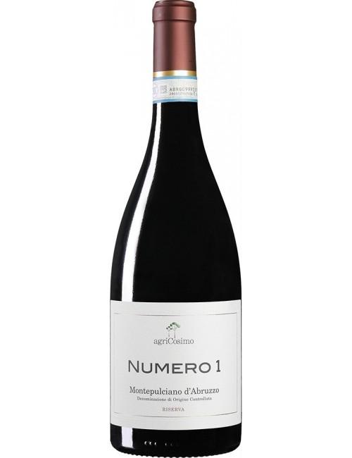 Numero 1 Montepulciano d'Abruzzo D.O.C.