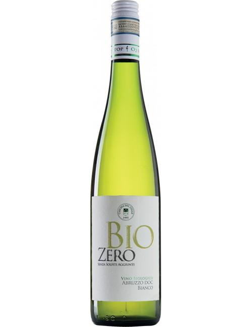 Bio Zero Bianco Senza Solfiti Aggiunti Abruzzo D.O.C. Bianco