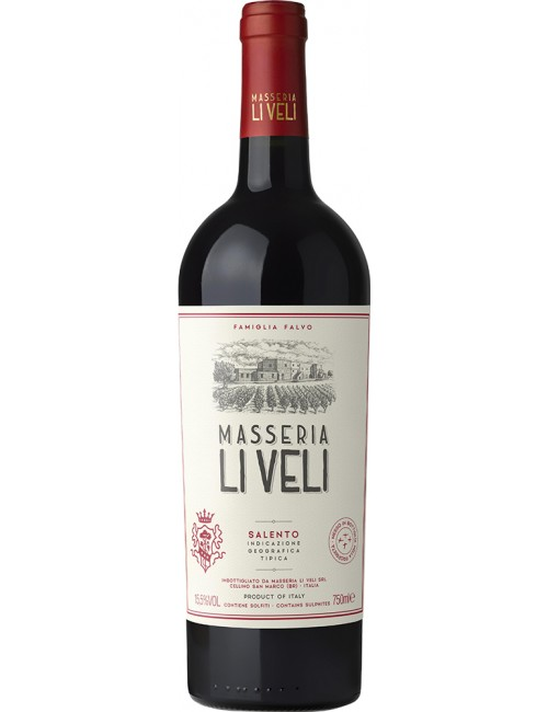 Masseria Li Veli Salento I.G.T.