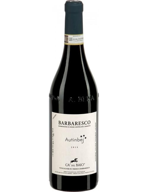 Barbaresco Autinbej Langhe Nebbiolo D.O.C.