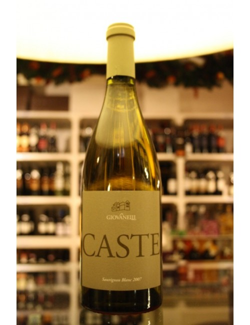 Vino bianco altoatesino Kellerei Kaltern Caldaro GIOVANELLISudtiroler SAUVIGNON BLANC DOC cl 75