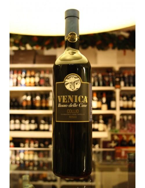 Vino rosso friulano Venica & Venica ROSSO DELLE CIME 2003 cl 75
