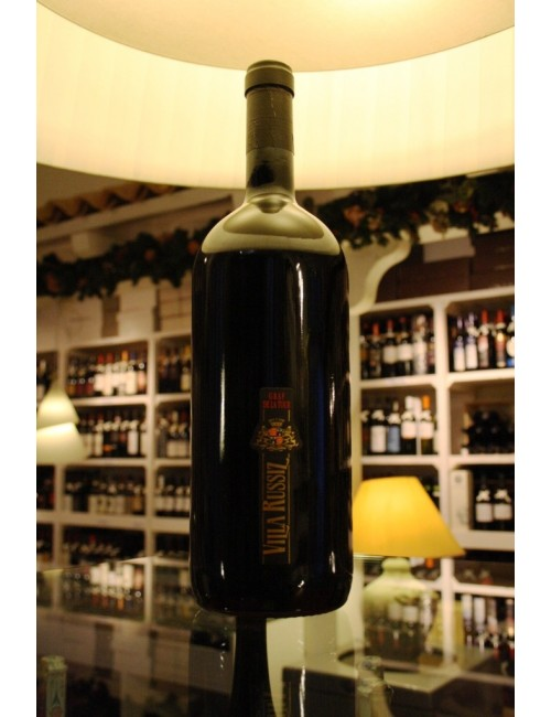 Vino rosso friulano Villa Russiz GRAF DE LA TOUR 2006 lt 1,5