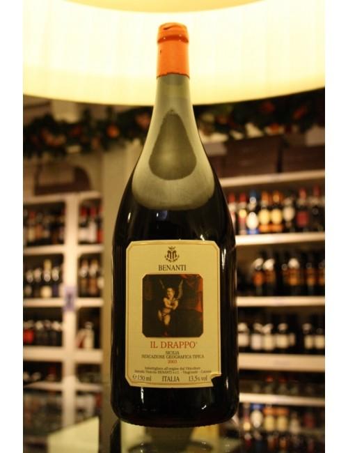 Vino rosso siciliano Benanti IL DRAPPO lt 1,5