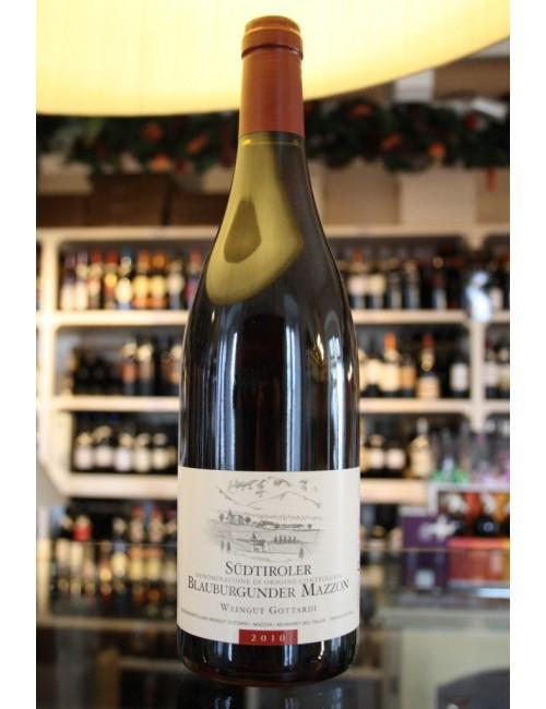 Vino rosso altoatesino GOTTARDI Pinot Nero cl 75