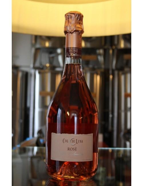 Bellenda COL DI LUNA ROSE' di Valmonte vino spumante brut cl 75