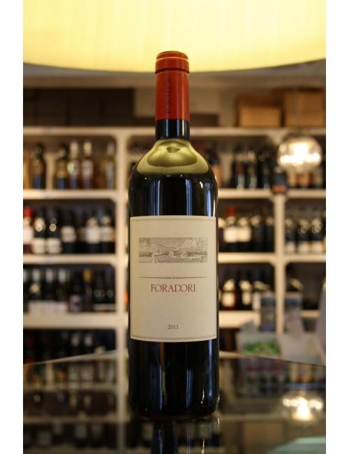 Vino rosso altoatesino Foradori Teroldego Rotaliano DOC cl 75