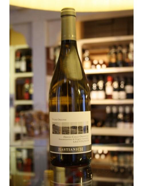 Vino bianco friulano Bastianich SAUVIGNON VIGNE ORSONE cl 75
