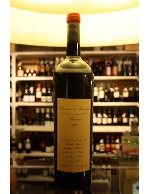 Vino rosso pugliese Attanasio PRIMITIVO di Manduria DOC lt 1,5