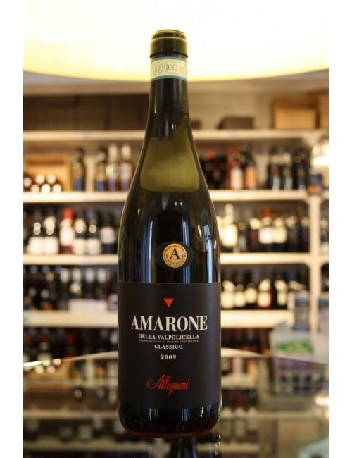 Vino rosso veneto Allegrini AMARONE Classico DOC 2009 cl 75