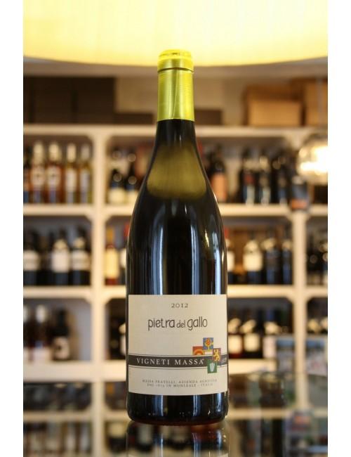Vino rosso piemontese Vigneti Massa PIETRA DEL GALLO cl 75