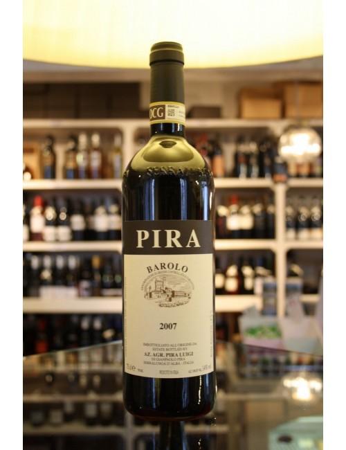 Vino rosso piemontese Pira BAROLO '07 cl. 75