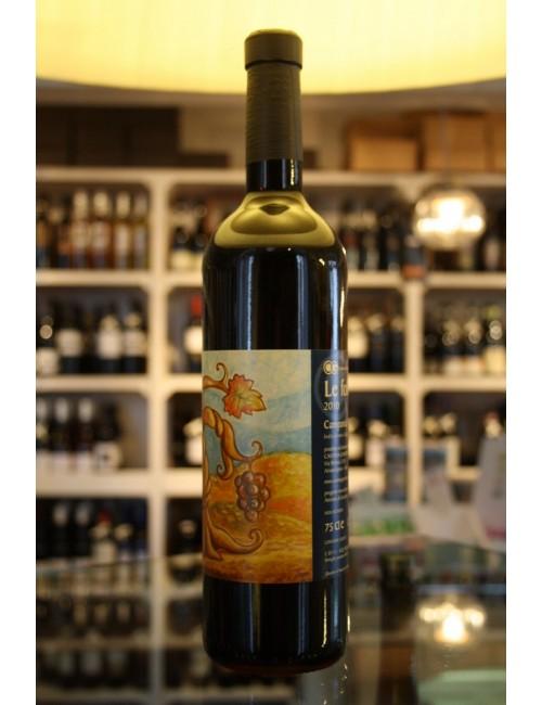 Vino rosso campano Cantina Giardino LE FOLE 2010 Campania Aglianico IGP cl 75