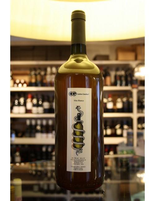 Vino bianco campano Cantina Giardino Bianco magnum