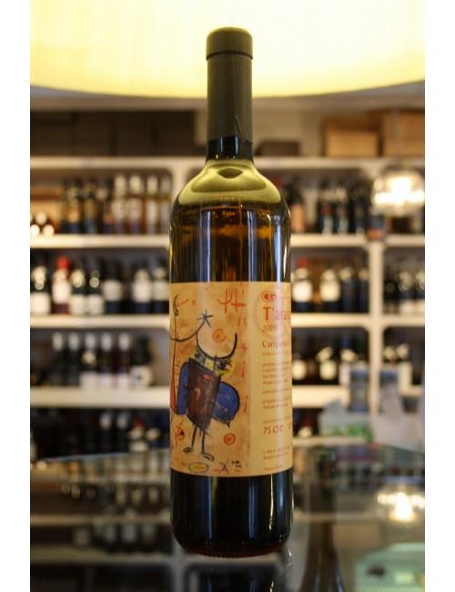 Vino bianco campano Cantina Giardino T'ARA RA' 2009 Campania Greco IGT cl 75