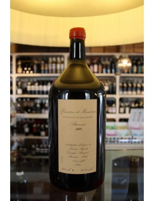Vino rosso pugliese Attanasio PRIMITIVO DI MANDURIA lt 3