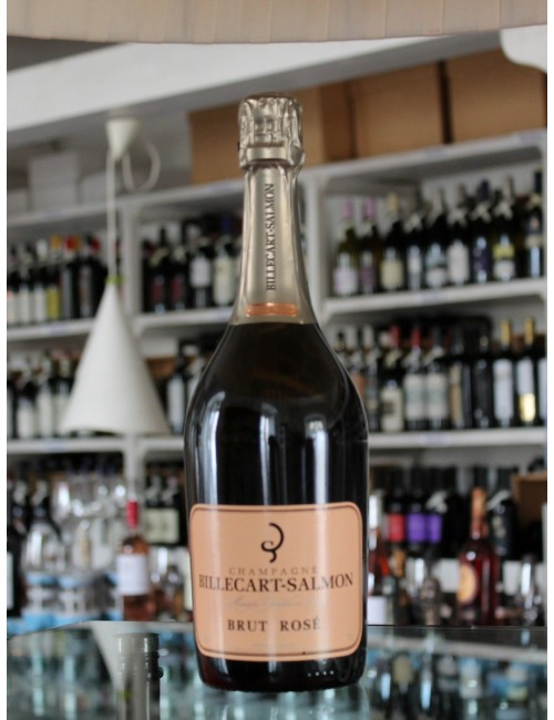 Champagne BILLECART-SALMON Rosè Brut